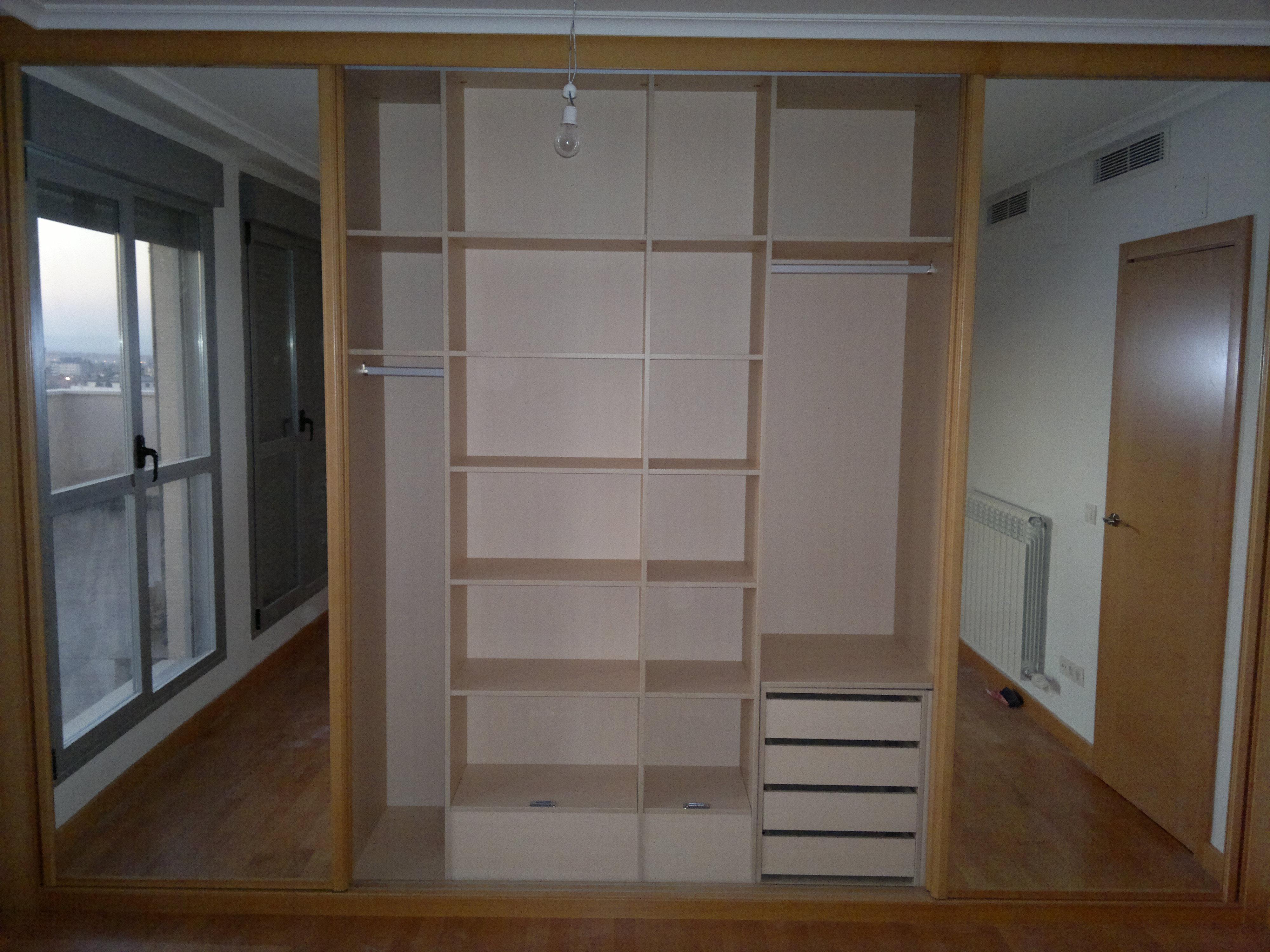 Blog carpinteria bacigalupe carpinter a puertas for Diseno interior armarios empotrados