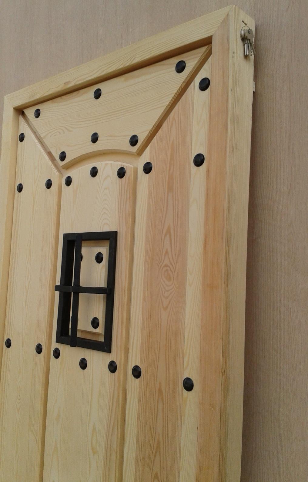 Carpinter a de madera puertas de madera for Carpinteria de madera