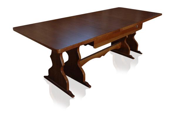Mesa extensible de 2 a 4 metros blog carpinteria bacigalupe - Mesa extensible de madera ...