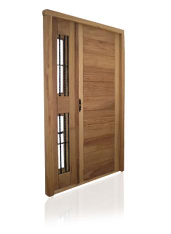 Carpinter a bacigalupe puertas de madera - Madera machihembrada exterior ...