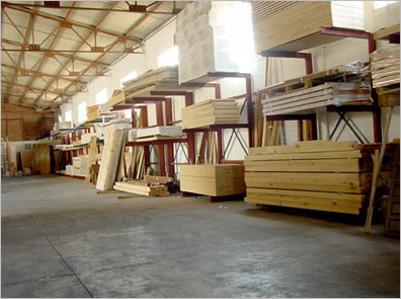 Almacenes de madera en asturias