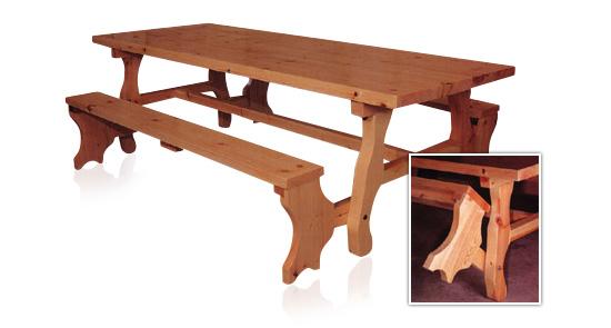 Carpinter a bacigalupe mesas de bodega de madera - Fotos de bodegas rusticas ...